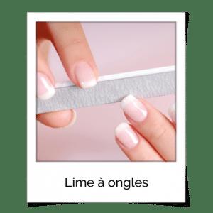 lime à ongles