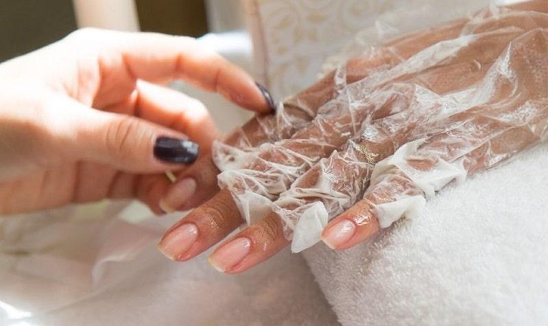 Manucure brésilienne, soin hydratant pour les mains et les ongles