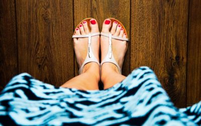 Comment soigner les ongles d'orteils ?